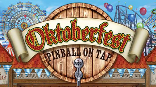 American Pinball Announces New Oktoberfest Pinball Machine