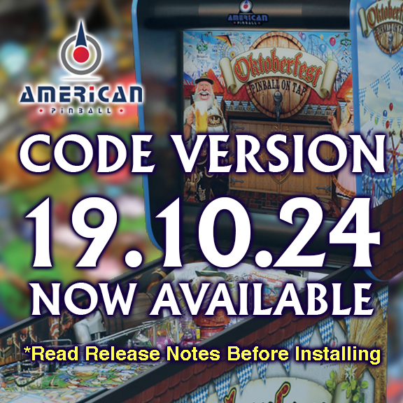 Oktoberfest code version 19.10.24 now available!