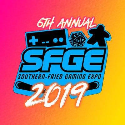 Meet Josh Kugler at Southern Fried Gaming Expo