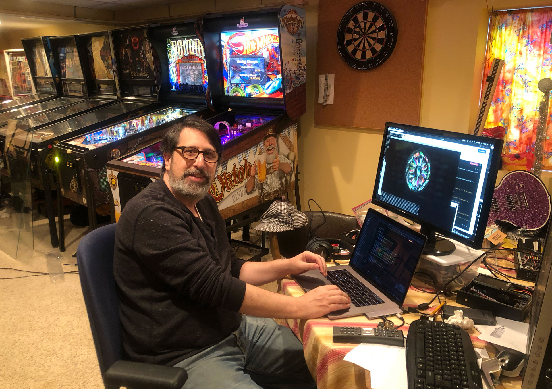 Lead Programmer Josh Kugler joins the LoserKid Pinball Podcast and talks Hot Wheels and his Pinball Journey