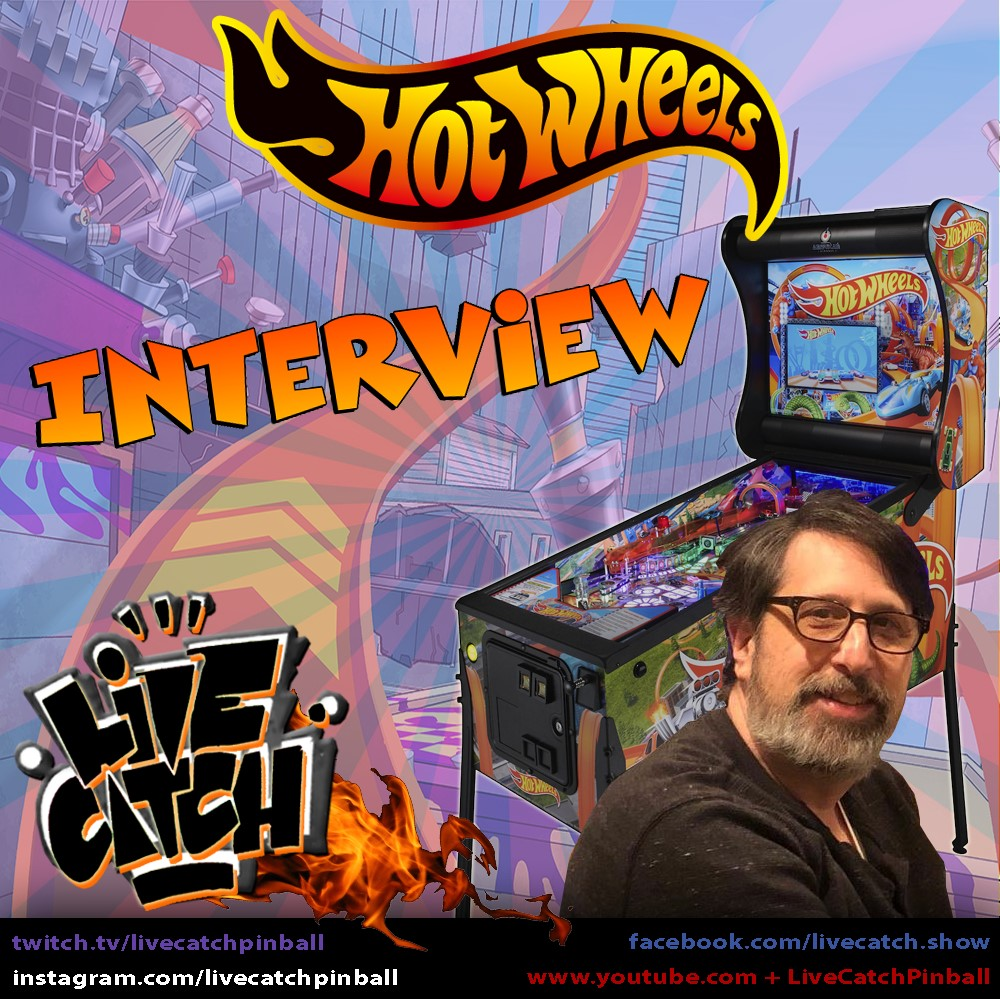Josh Kulger (Director of Software Engineering) Interview with the Livecatch Pinball Show based in Brazil