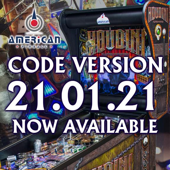 New Houdini Code Update: 21.01.21
