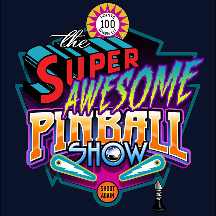 Zofia Ryan and David Fix join The Super Awesome Pinball Show Podcast